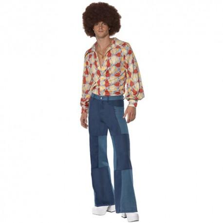 Costume homme 70 rétro