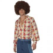 Costume homme 70 rétro détail