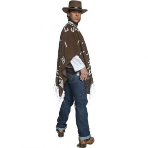 Costume homme Authentic western aventurier profil