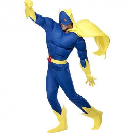 Costume homme Bananaman