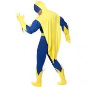 Costume homme Bananaman dos