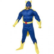 Costume homme Bananaman profil
