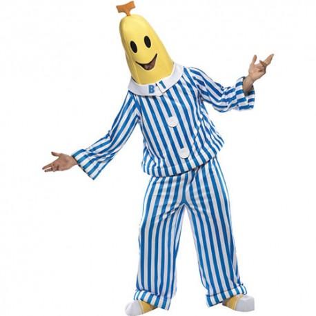 Costume homme banane en pyjama
