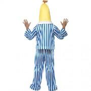 Costume homme banane en pyjama dos