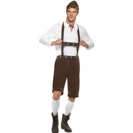 Costume homme bavarois