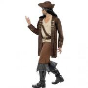 Costume homme boucanier profil