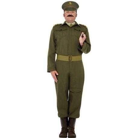 Costume homme capitaine de guerre