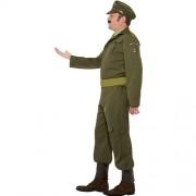 Costume homme capitaine de guerre profil