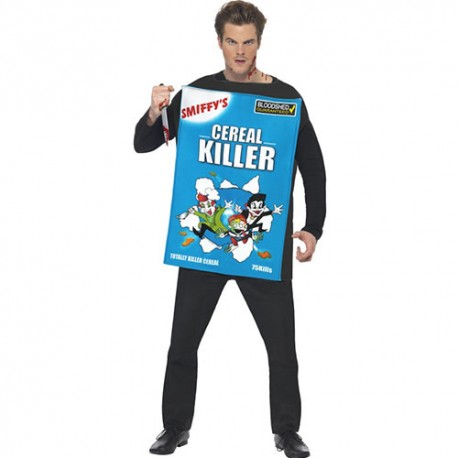 Costume homme cereal killer