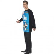 Costume homme cereal killer profil
