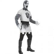 Costume homme chevalier fantôme profil