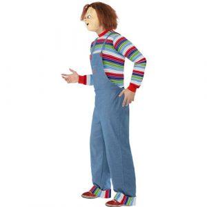Costume homme Chucky profil