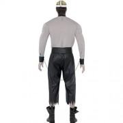 Costume homme créature de laboratoire dos