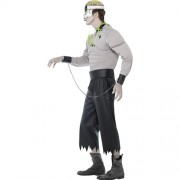 Costume homme créature de laboratoire profil