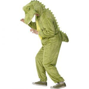 Costume homme crocodile profil