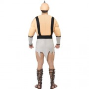 Costume homme cyclope dos