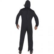 Costume homme danger biologique dos