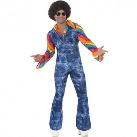 Costume homme danseur groovy