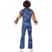 Costume homme danseur groovy dos