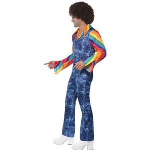 Costume homme danseur groovy profil