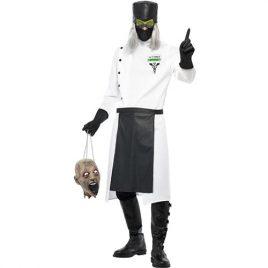 Costume homme docteur Ranged
