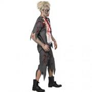 Costume homme écolier zombie profil