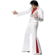 Costume homme Elvis american eagle profil