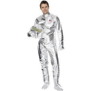 Costume homme espace sans casque