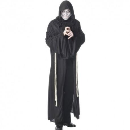 Costume homme faucheuse noire