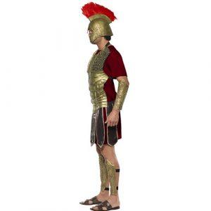 Costume homme gladiateur Perseus profil