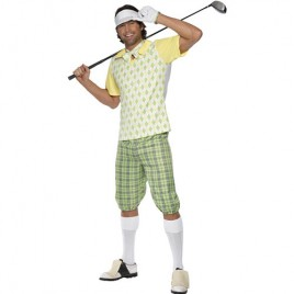 Costume homme golfeur