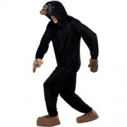 Costume homme gorille profil