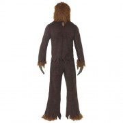 Costume homme grand singe dos