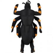 Costume homme grosse araignée dos