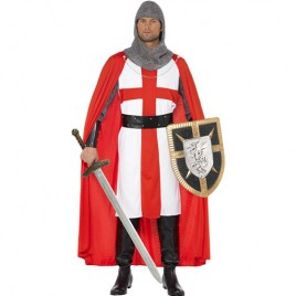 Costume homme héros chevalier Saint George
