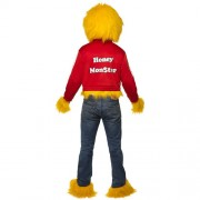 Costume homme Honey Monster dos