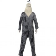 Costume homme indien zombie dos
