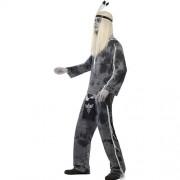 Costume homme indien zombie profil