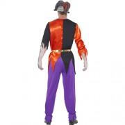 Costume homme joker fou dos