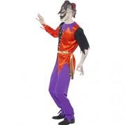 Costume homme joker fou profil