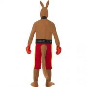 Costume homme kangourou boxeur dos