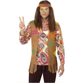 Costume homme kit hippie