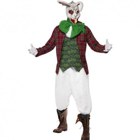 Costume homme lapin enragé
