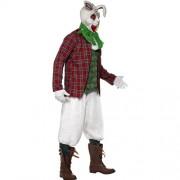 Costume homme lapin enragé profil
