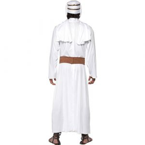Costume homme Lawrence Arabie dos