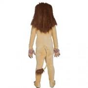 Costume homme lion cirque féroce dos