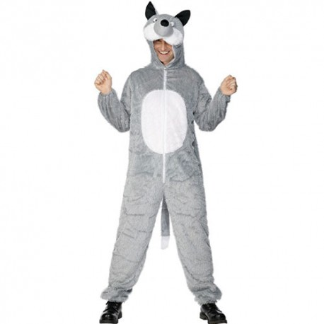 Costume homme loup