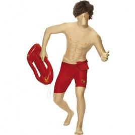 Costume homme maître nageur seconde peau