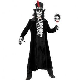 Costume homme maître vaudou