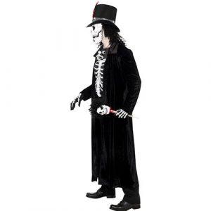 Costume homme maître vaudou profil
